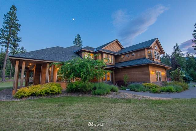 190 Revelstoke Road, Cle Elum, WA 98922 (#1693392) :: The Shiflett Group