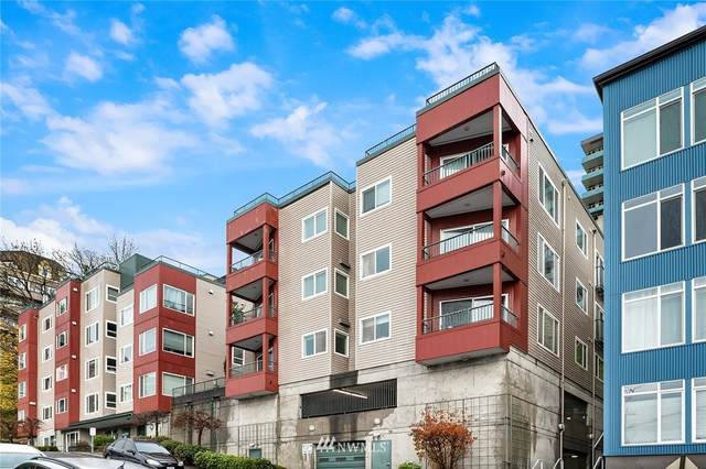 524 6th Avenue W #210, Seattle, WA 98119 (#1693399) :: Pacific Partners @ Greene Realty