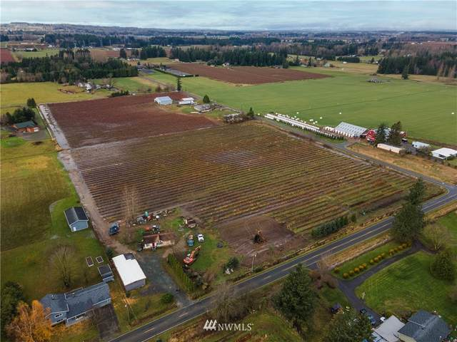 6255 Aldrich Road, Ferndale, WA 98248 (#1693417) :: The Torset Group