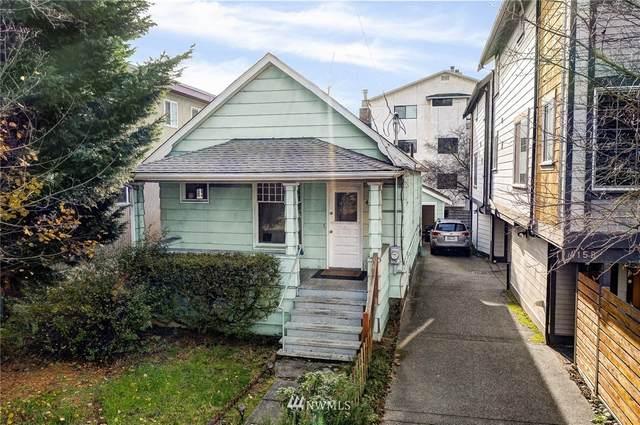 419 N 46th Street, Seattle, WA 98103 (#1693430) :: Pacific Partners @ Greene Realty
