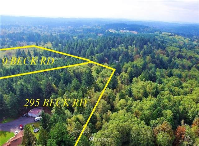 0 Beck, Onalaska, WA 98570 (#1693444) :: Priority One Realty Inc.