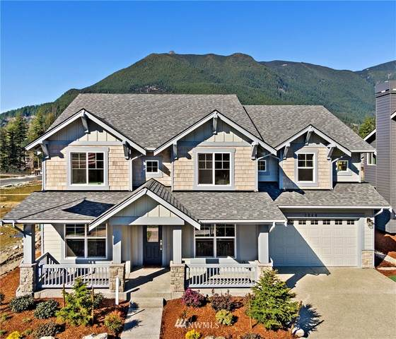 2871 SE 18th (Lot 34) Street, North Bend, WA 98045 (#1693456) :: Northwest Home Team Realty, LLC