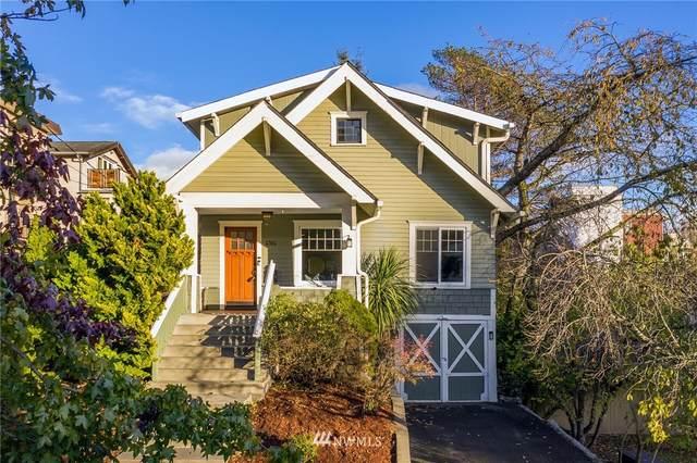 4314 Midvale Avenue N, Seattle, WA 98103 (#1693636) :: Priority One Realty Inc.