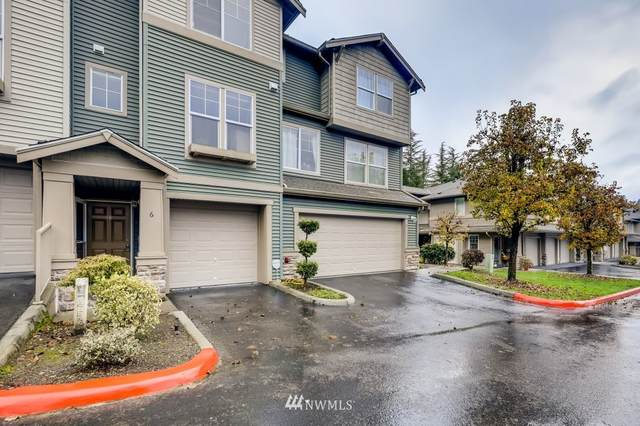 15325 SE 155th Place J6, Renton, WA 98058 (#1693662) :: Pacific Partners @ Greene Realty