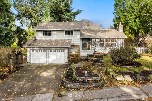 12324 SE 64th Place, Bellevue, WA 98006 (#1693682) :: Canterwood Real Estate Team