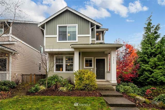6456 High Point Drive SW, Seattle, WA 98126 (#1693700) :: Priority One Realty Inc.