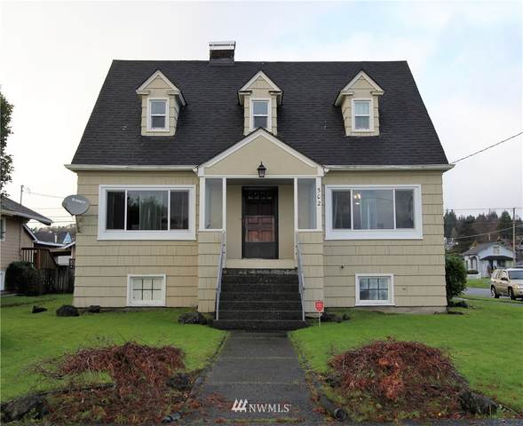 502 W 3rd Street, Aberdeen, WA 98520 (#1693856) :: Northwest Home Team Realty, LLC