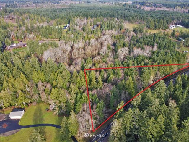 0 Lot 5 Crystal Creek, Shelton, WA 98584 (#1693885) :: TRI STAR Team | RE/MAX NW