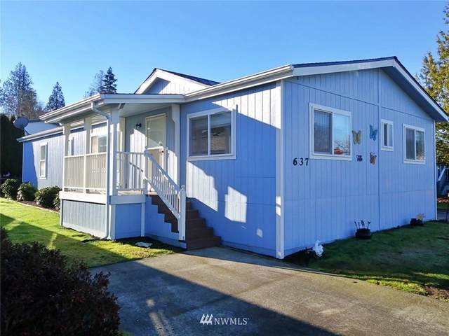 637 NE Libra Lane, Bremerton, WA 98311 (#1693959) :: Pacific Partners @ Greene Realty