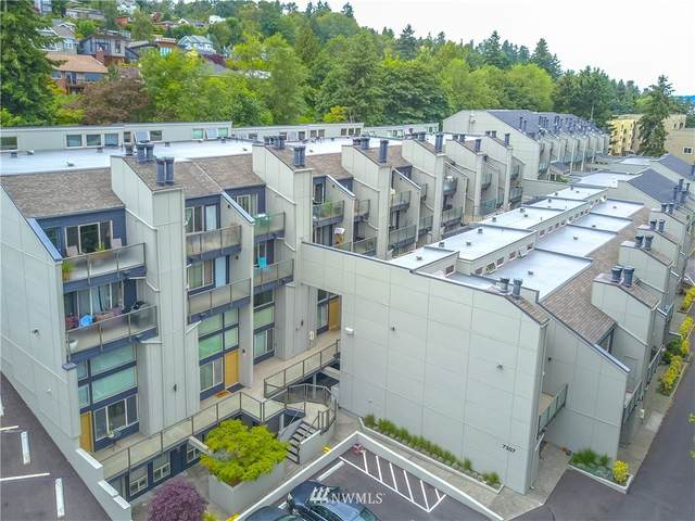 7309 Sandpoint Way NE B725, Seattle, WA 98115 (#1693994) :: Hauer Home Team