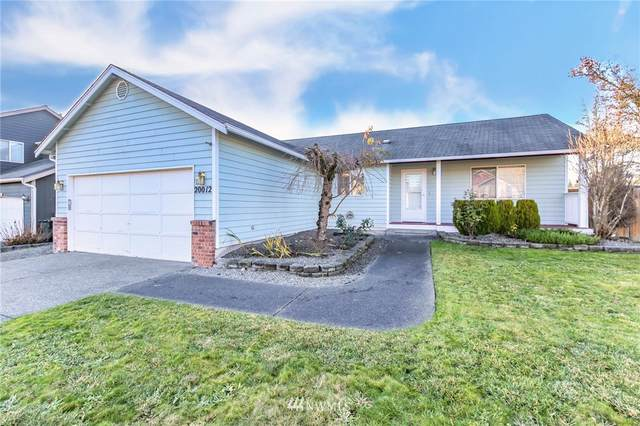20012 85th Avenue Ct E, Spanaway, WA 98387 (#1694050) :: NextHome South Sound
