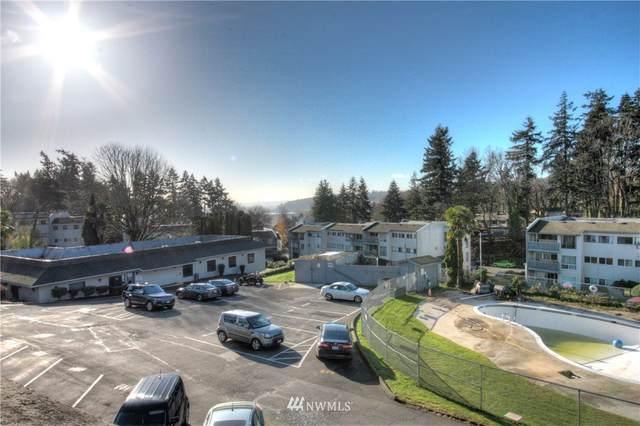 15154 65th Avenue S #909, Tukwila, WA 98188 (#1694072) :: Priority One Realty Inc.