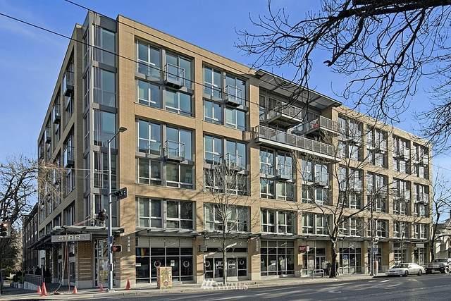 530 Broadway E #302, Seattle, WA 98102 (#1694080) :: Pacific Partners @ Greene Realty