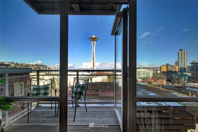 2911 2nd Avenue #1216, Seattle, WA 98121 (#1694134) :: The Torset Group