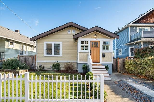 3536 Meridian Avenue N, Seattle, WA 98103 (#1694149) :: NW Home Experts