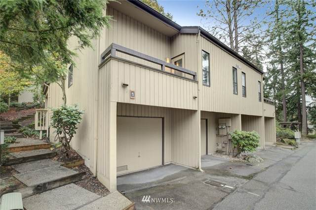 10858 NE 37th Place #1, Bellevue, WA 98004 (#1694192) :: Better Properties Real Estate