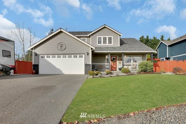 7215 193rd Street E, Spanaway, WA 98387 (#1694217) :: Priority One Realty Inc.