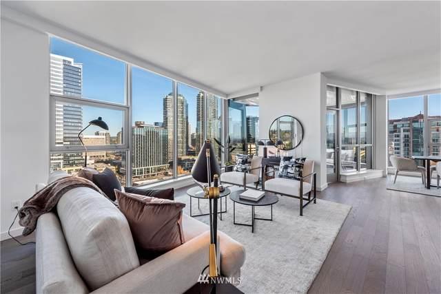 188 Bellevue Way NE #1803, Bellevue, WA 98004 (#1694236) :: Ben Kinney Real Estate Team