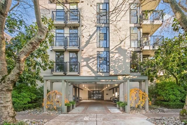 730 Bellevue Avenue E #305, Seattle, WA 98102 (#1694351) :: Pacific Partners @ Greene Realty