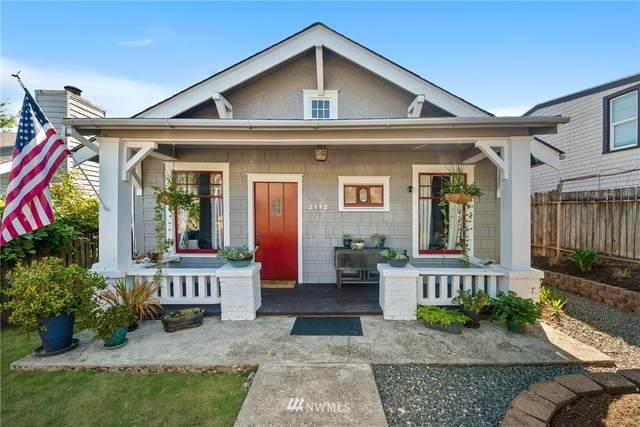 2112 20th Avenue S, Seattle, WA 98144 (#1694461) :: Mike & Sandi Nelson Real Estate