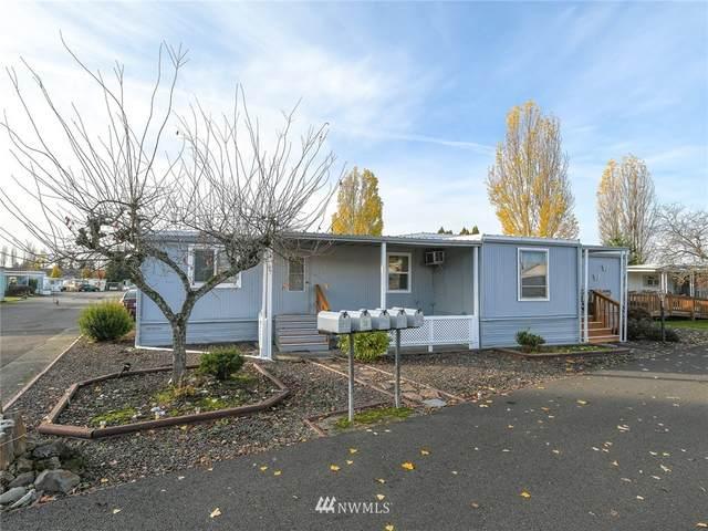 1709 NE 78th Street #24, Vancouver, WA 98665 (#1694495) :: Tribeca NW Real Estate