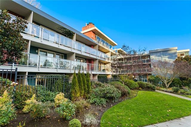 1730 Taylor Avenue N #205, Seattle, WA 98109 (#1694514) :: Beach & Blvd Real Estate Group