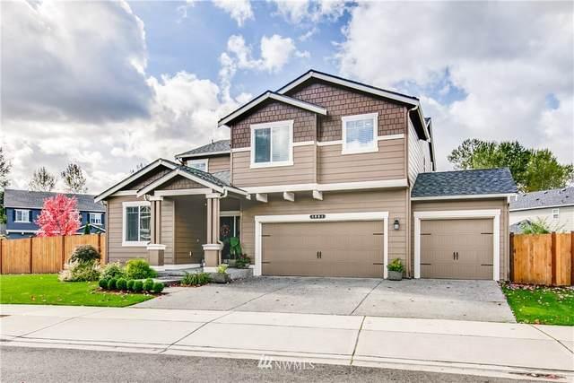 1001 Van Ogle Lane NW, Orting, WA 98360 (#1694517) :: Canterwood Real Estate Team