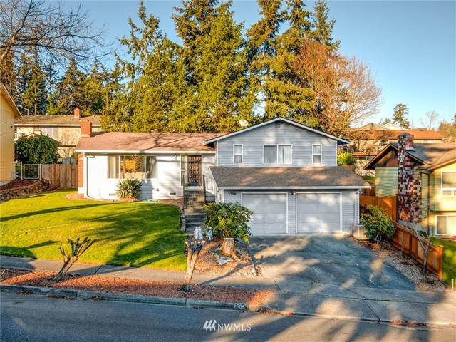 3506 S 261st Street, Kent, WA 98032 (#1694594) :: NextHome South Sound