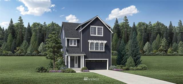 13505 185th (Lot 8) Drive SE, Monroe, WA 98272 (#1694634) :: The Snow Group
