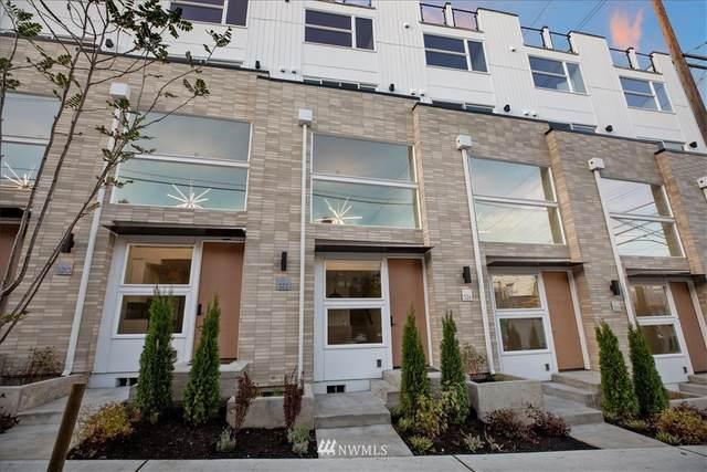 522 Valley Street, Seattle, WA 98109 (#1694651) :: Canterwood Real Estate Team