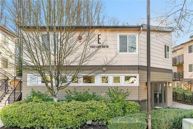 15825 NE Leary Way E1, Redmond, WA 98052 (#1694718) :: M4 Real Estate Group