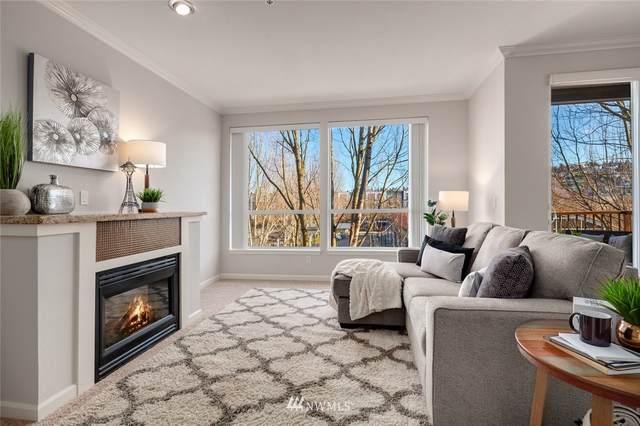 225 Logan Avenue S #201, Renton, WA 98057 (MLS #1694733) :: Community Real Estate Group