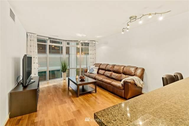 819 Virginia Street #2009, Seattle, WA 98101 (#1694918) :: Canterwood Real Estate Team