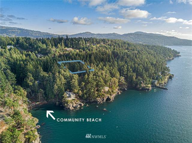 0 Smuggler's Cove Road, Friday Harbor, WA 98250 (MLS #1695081) :: Community Real Estate Group