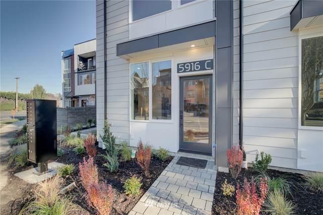 5916 Fauntleroy Way SW C, Seattle, WA 98136 (#1695088) :: Capstone Ventures Inc