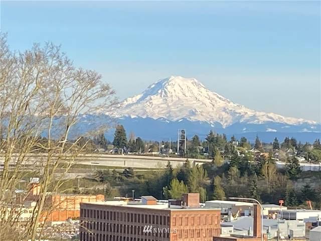 2671 S Cedar Street #511, Tacoma, WA 98405 (#1695105) :: Priority One Realty Inc.