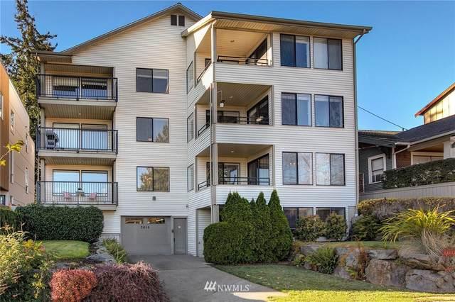 3615 Whitman Avenue N #202, Seattle, WA 98103 (#1695106) :: Canterwood Real Estate Team