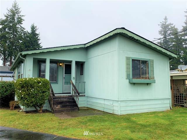 600 NE Lincoln Road #5, Poulsbo, WA 98370 (#1695163) :: Better Homes and Gardens Real Estate McKenzie Group