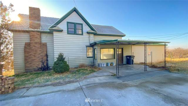 405 N E Street, Lind, WA 99341 (MLS #1695260) :: Community Real Estate Group