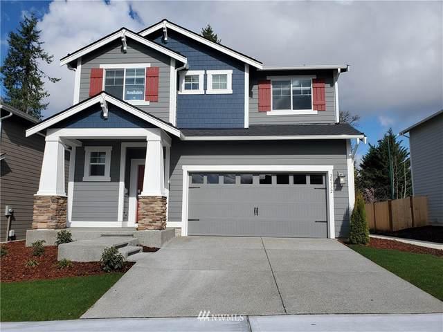 26304 201st  (Lot 78) Place SE, Covington, WA 98042 (#1695261) :: Canterwood Real Estate Team