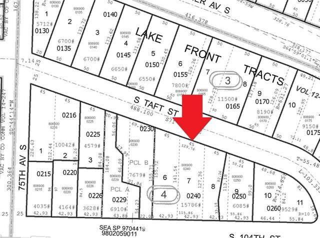 7531 Taft Street, Seattle, WA 98178 (#1695295) :: Canterwood Real Estate Team