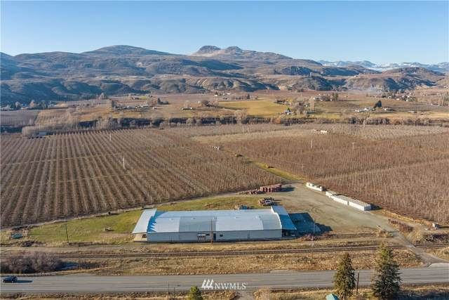 31883 N 97 Highway N, Tonasket, WA 98855 (MLS #1695318) :: Nick McLean Real Estate Group