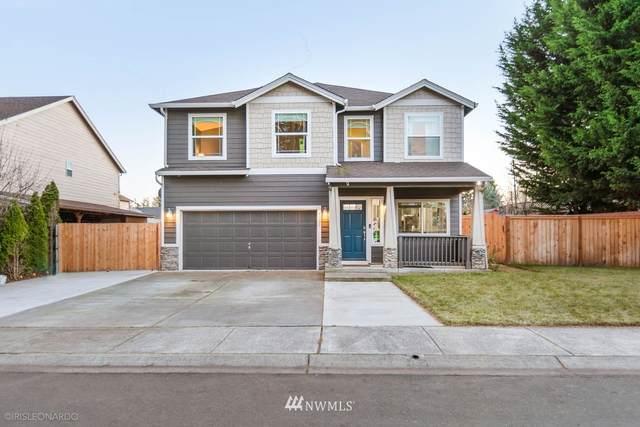 4205 NE 94th Street, Vancouver, WA 98665 (#1695320) :: Better Properties Real Estate