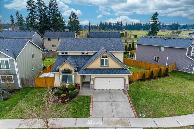9059 Thea Rose Avenue SE, Yelm, WA 98597 (#1695374) :: My Puget Sound Homes