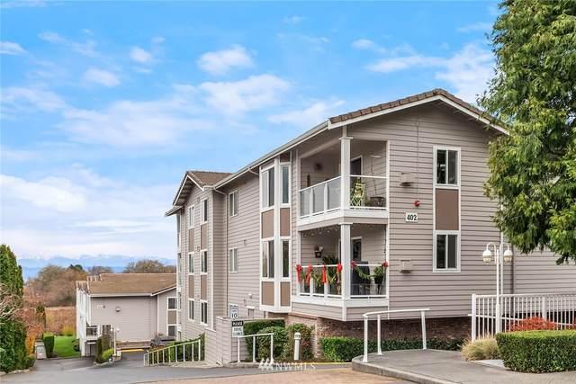 402 3rd Ave S 306 B, Edmonds, WA 98020 (#1695455) :: Alchemy Real Estate