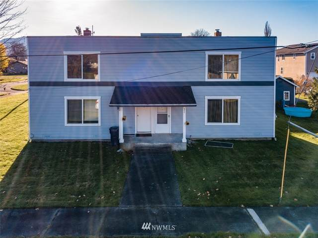 341 Cleveland Avenue, Sumas, WA 98295 (#1695729) :: Keller Williams Realty