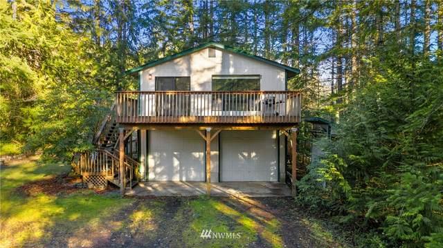 840 N Lake Cushman Road, Hoodsport, WA 98548 (#1695788) :: Better Properties Real Estate