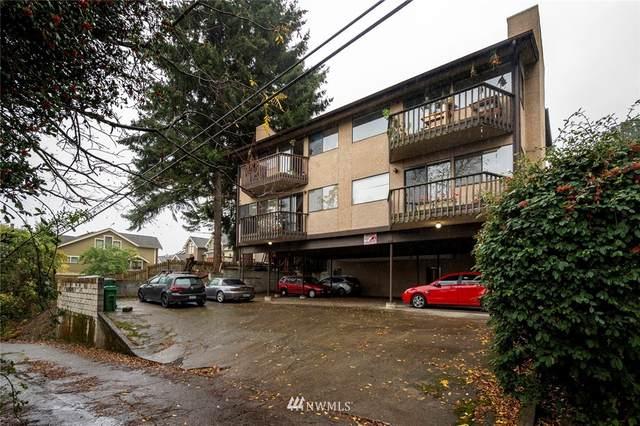 34 W Etruria Street #5, Seattle, WA 98119 (#1695802) :: Priority One Realty Inc.