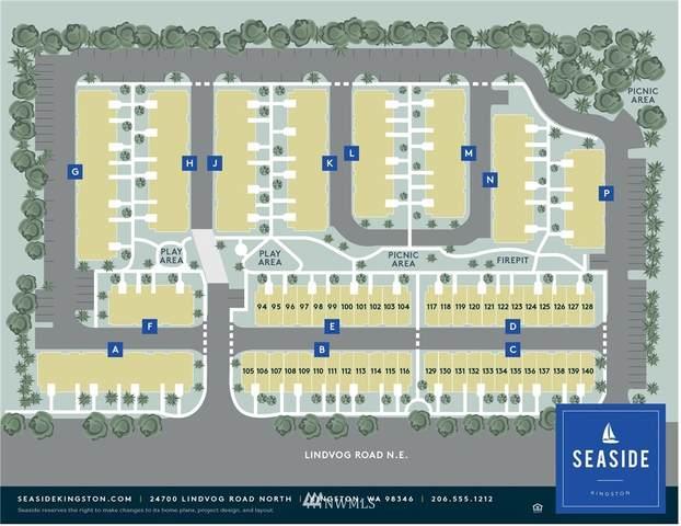 24700 NE Lindvog Road C132, Kingston, WA 98346 (#1696170) :: Mike & Sandi Nelson Real Estate