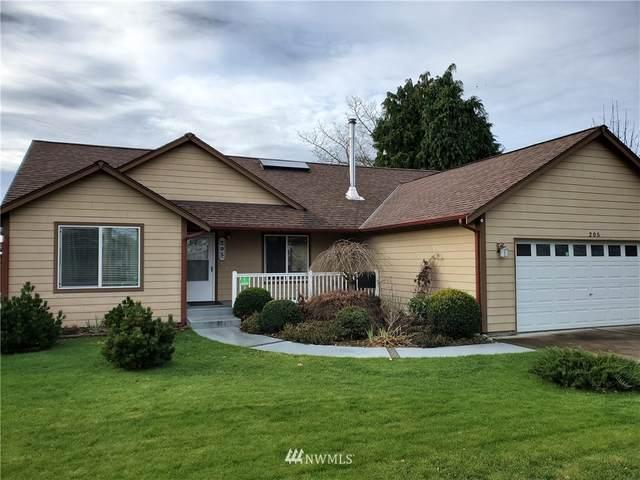 205 Centre Street S, Rainier, WA 98576 (#1696230) :: Mike & Sandi Nelson Real Estate